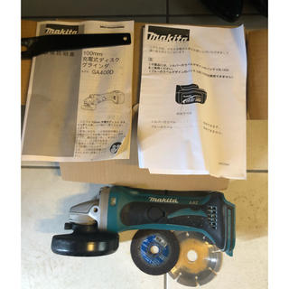 マキタ  サンダー 充電タイプ 14v(工具)