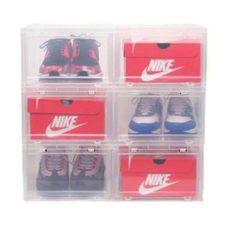 アンディフィーテッド(UNDEFEATED)のTOWER BOX CLEAR  複数セット購入可能(ケース/ボックス)
