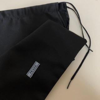 プラダ(PRADA)のPRADA プラダ 布袋 袋 ギフト プレゼント 包装ラッピング(ラッピング/包装)