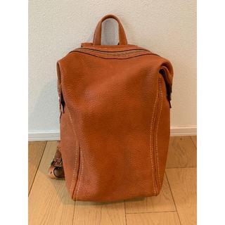 土屋鞄製造所 - 【1回使用・美品】「過保護のカホコ」で使用された土屋鞄バックパック