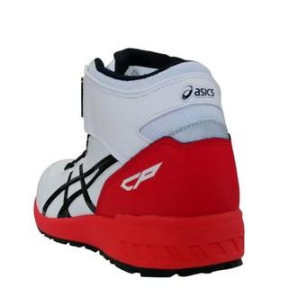 asics - アシックス安全靴 FCP304 Boa 100.ホワイト×ブラック 27cm