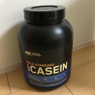 【新品未開封】カゼインプロテイン クッキー&クリーム 1.82kg(プロテイン)