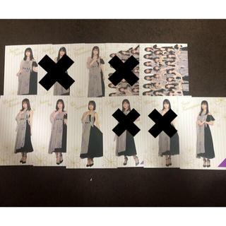 ノギザカフォーティーシックス(乃木坂46)の1枚150円 乃木坂46 ポストカード(アイドルグッズ)