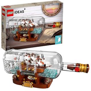 Lego - 【新品未開封】レゴ LEGO アイデア シップインボトル 21313