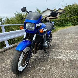 カワサキ(カワサキ)のZRX400 車体(車/バイク)