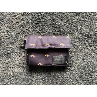 アンダーカバー(UNDERCOVER)の最終値下【PORTER × UNDERCOVER】TANKER 三つ折り財布(折り財布)