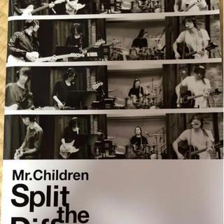Mr.Children 映画パンフレット(ミュージシャン)