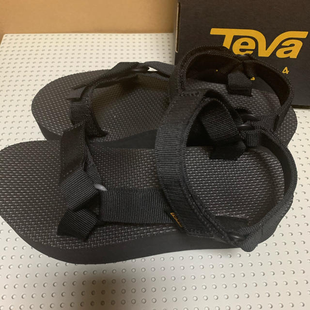 Teva(テバ)のteva サンダル 厚底 24センチ レディースの靴/シューズ(サンダル)の商品写真