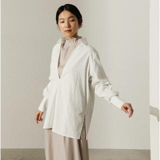 STYLE MIXER オープンカラーシャツ(シャツ/ブラウス(長袖/七分))