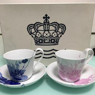 ロイヤルコペンハーゲン(ROYAL COPENHAGEN)の新品ロイヤルコペンハーゲンのカップ&ソーサ(食器)