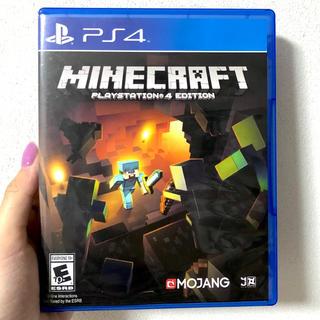 PlayStation4 - マインクラフト ps4