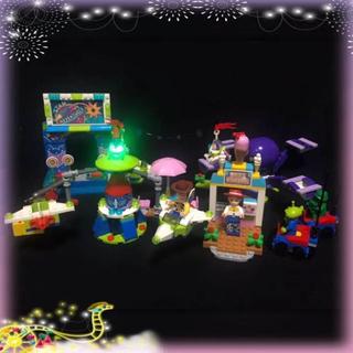 レゴ 互換品 LEDライト付き トイストーリー ウッディー カーニバルマニア