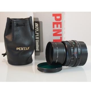 PENTAX - pentax FA77mm F1.8 limited