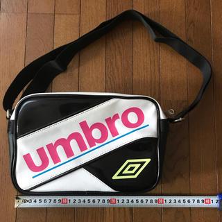 アンブロ(UMBRO)のumbro アンブロ エナメルミニショルダーバッグ(ショルダーバッグ)
