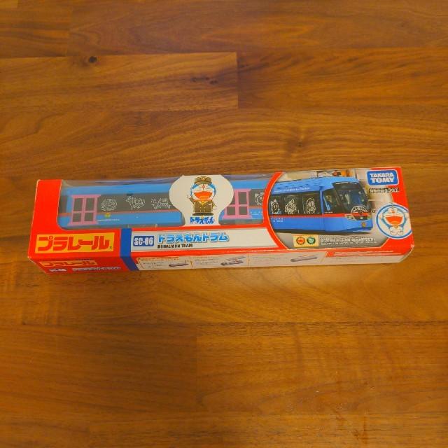 ドラえもん トラム プラレール sc-06 キッズ/ベビー/マタニティのおもちゃ(電車のおもちゃ/車)の商品写真