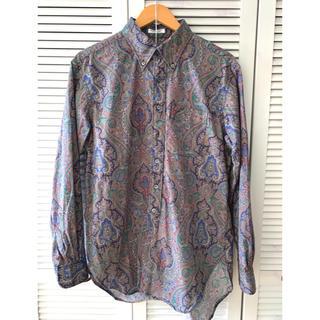 エンジニアードガーメンツ(Engineered Garments)のエンジニアドガーメンツ 19AW Short Collar Shirt サイズS(シャツ)