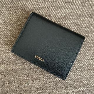 Furla - フルラ 折財布 二つ折り財布 黒 ブラック