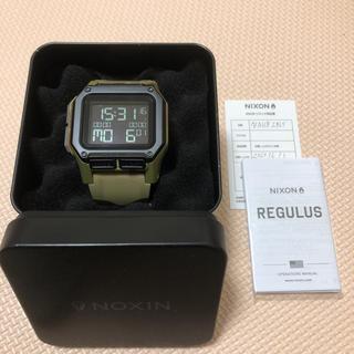 ニクソン(NIXON)のニクソン レグルス Regulus 新品未使用(腕時計(デジタル))