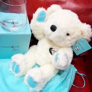 Tiffany & Co. - ☆超可愛い☆Tiffany&Co ティファニー おもちゃ ぬいぐるみ