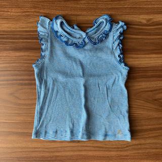 PETIT BATEAU - PETIT BATEAU プチバトー タンクトップ カットソー Tシャツ