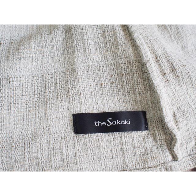 "SASQUATCHfabrix.(サスクワッチファブリックス)の【the sakaki】""居間着""set-up 丙 メンズのスーツ(セットアップ)の商品写真"