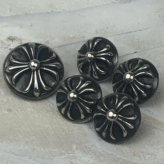 クロムハーツ(Chrome Hearts)の専用 クロムハーツ  ボタン A &Gリング 5個セット(その他)
