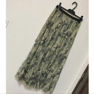 fur fur - ミラオーウェン  ロングスカート