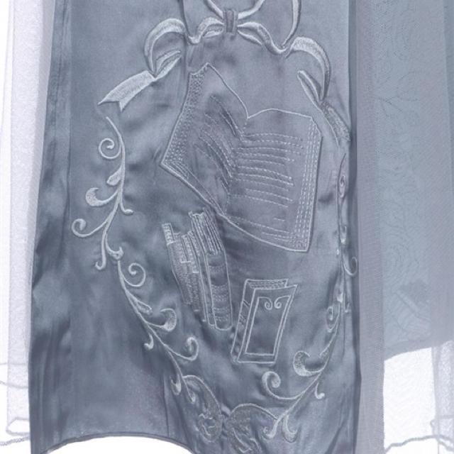 axes femme(アクシーズファム)の美女と野獣 チュールスカート レディースのスカート(ロングスカート)の商品写真