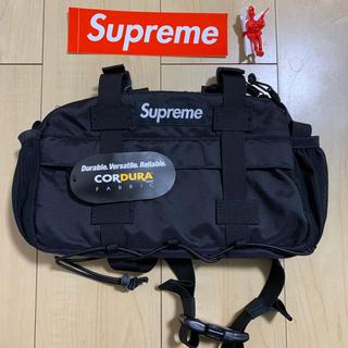 シュプリーム(Supreme)のsupreme waist bag 2019新作 新品未使用(ボディーバッグ)
