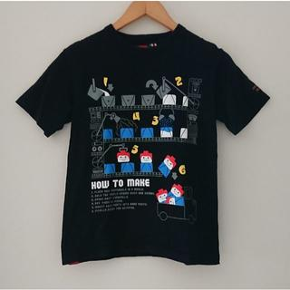 レゴ(Lego)の★値下げ中★LEGO Tシャツ 黒(Tシャツ(半袖/袖なし))