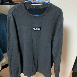 ゲス(GUESS)のGUESS ゲス Tシャツ ダークグレー XL美品 送料込(Tシャツ/カットソー(七分/長袖))