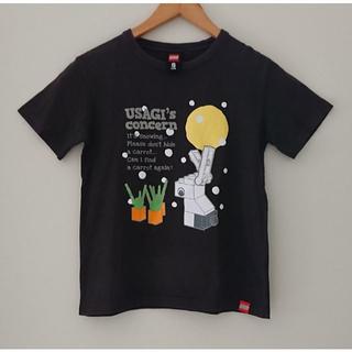 レゴ(Lego)のLEGO Tシャツ ブラウン(Tシャツ(半袖/袖なし))