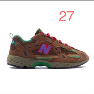 ニューバランス(New Balance)のNew Balance ML827 SR2 Stray Rats (スニーカー)