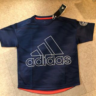 adidas - アディダス ドライTシャツ 140