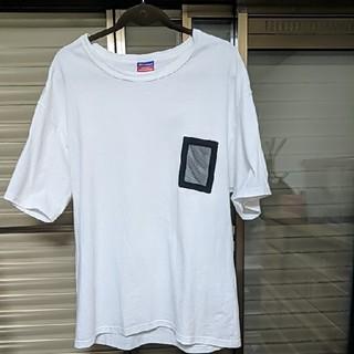 Champion - 送料無料 GGG スリージー ポケットTシャツ garden チャンピオン