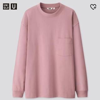 ユニクロ(UNIQLO)のUNIQLO ロンT(Tシャツ/カットソー(七分/長袖))