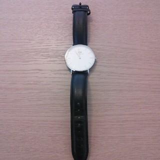 ダニエルウェリントン(Daniel Wellington)のDaniel Wellington 36mm腕時計 替レザーベルト2本セット(腕時計(アナログ))