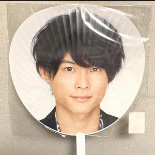 ジャニーズ(Johnny's)のSixTONES 松村北斗 うちわ(アイドルグッズ)