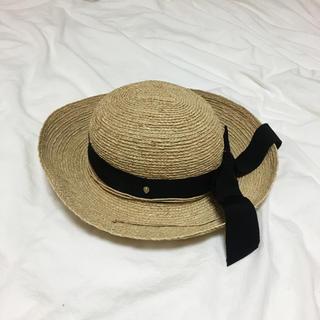 ヘレンカミンスキー(HELEN KAMINSKI)のmami様専用ヘレン カミンスキー 麦わら帽子(麦わら帽子/ストローハット)