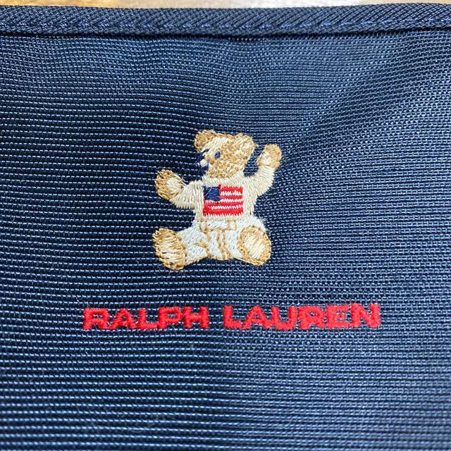 Ralph Lauren(ラルフローレン)のラルフローレン 母子手帳 キッズ/ベビー/マタニティのマタニティ(母子手帳ケース)の商品写真
