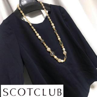SCOT CLUB - ブラウス YAMADAYA ヤマダヤ