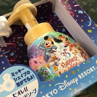 Disney - ディズニーハンドソープ 35周年ボトル