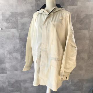 オーセンティックシューアンドコー(AUTHENTIC SHOE&Co.)のオーセンティック ロングコート ジャケット マウンテンパーカー L 大きいサイズ(マウンテンパーカー)