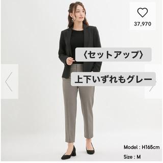 ジーユー(GU)のgu セットアップ スーツ フォーマル(スーツ)