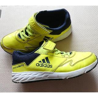 アディダス(adidas)のadidas スニーカー 22.5cm アディダス キッズ(スニーカー)