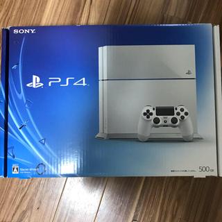 PlayStation4 - PlayStation4本体500G+縦置きスタンド付き(再掲)