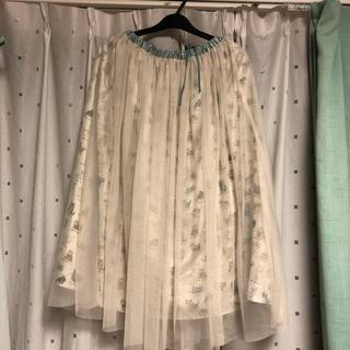 franche lippee - フランシュリッペ チュールスカート