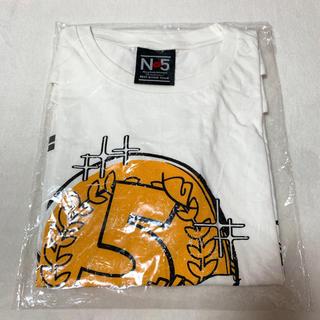 トリプルエー(AAA)のNissy 5thだもん♪そりゃ包まれたいよね!Tシャツ(Tシャツ(半袖/袖なし))