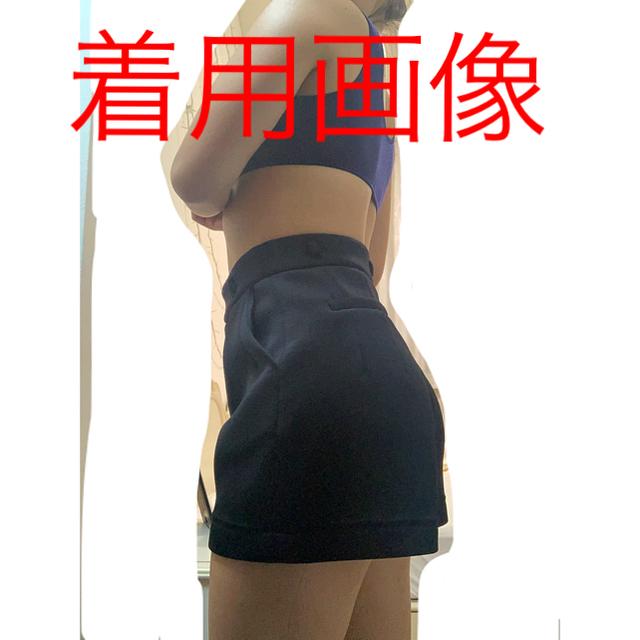 jouetie(ジュエティ)のjuetie 脚長効果抜群パンツ レディースのパンツ(ショートパンツ)の商品写真