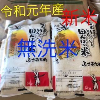ふさおとめ 無洗米 5kg(米/穀物)